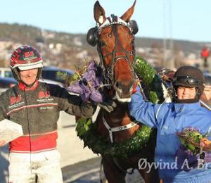 Kejser KD vant i Drammen