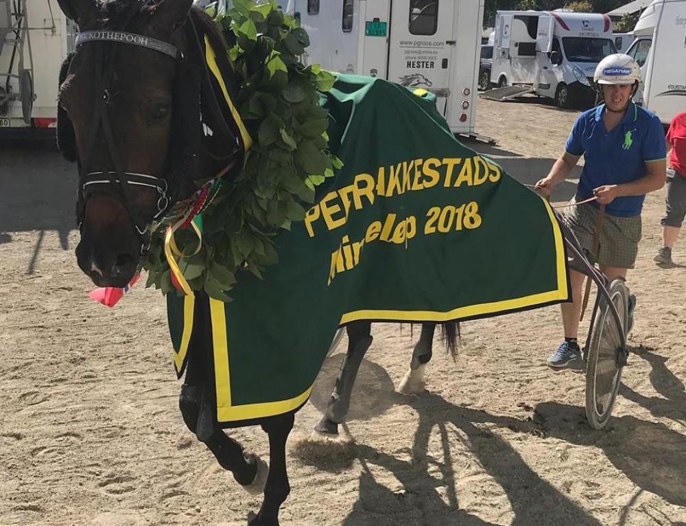 Hickothepooh toppet uka med seier i Rakkestads Minneløp